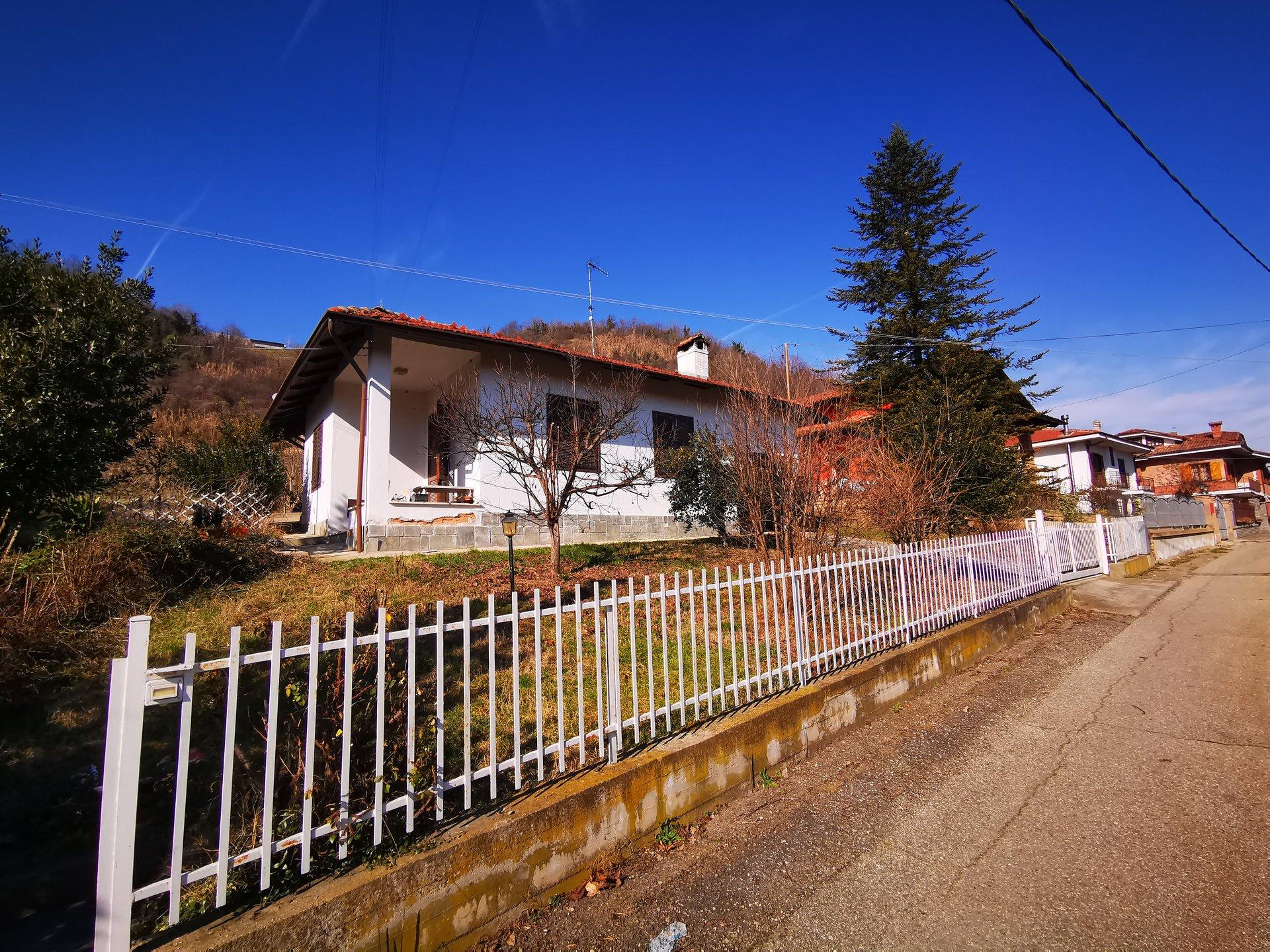 Villa nel Roero