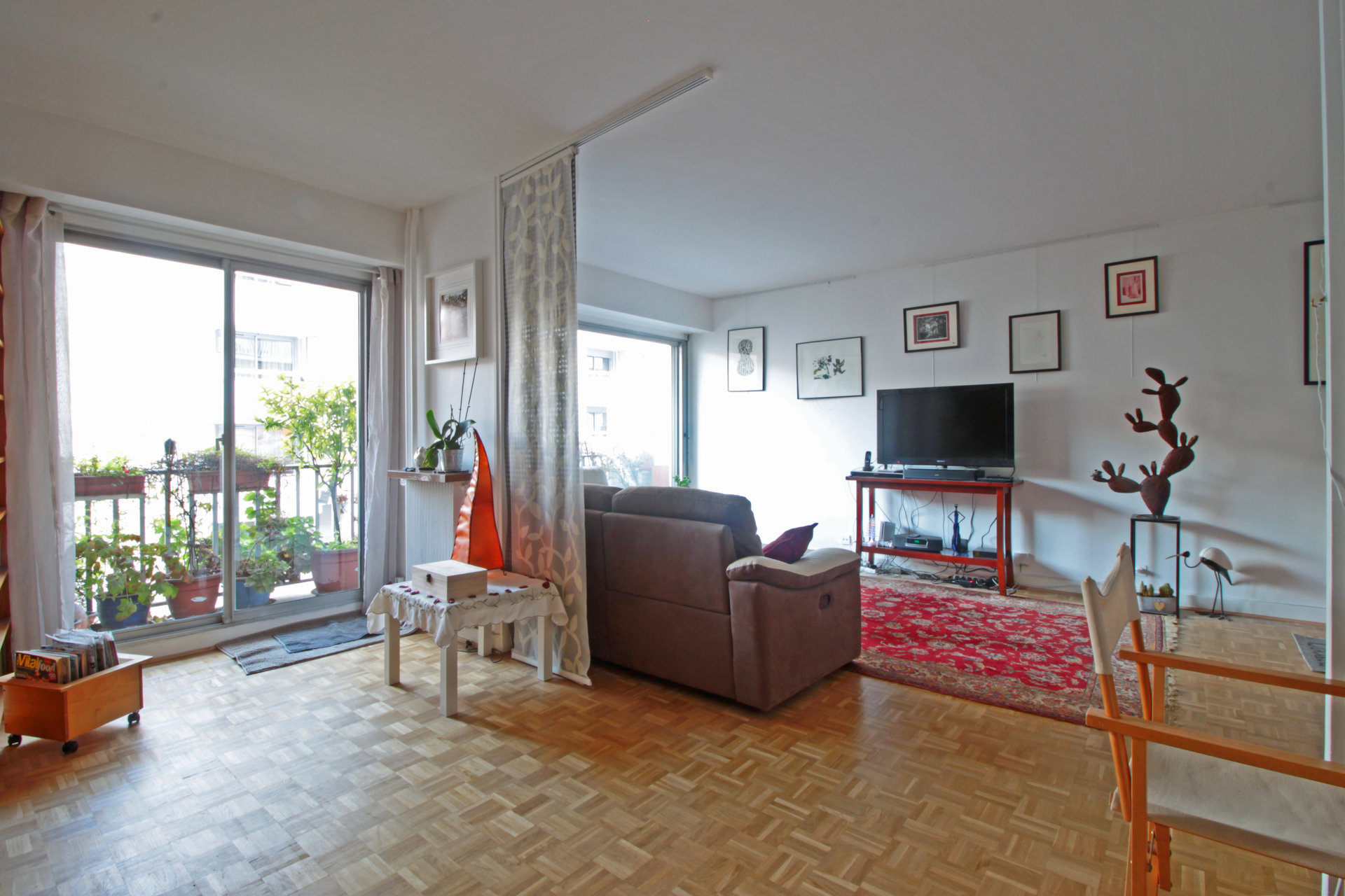 Vente Appartement - Paris 19ème