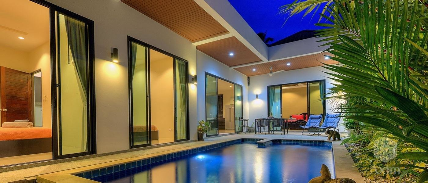 cozy 3 bedrooms pool villa