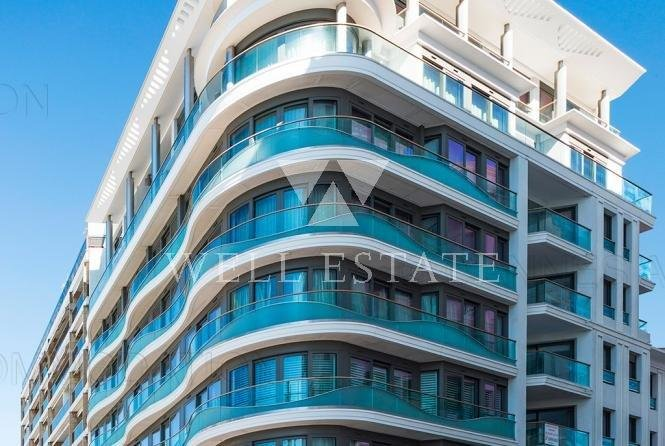 CANNES CROISETTE 3 BEDROOM APARTMENT 110M2 TERRACE SEA VIEW
