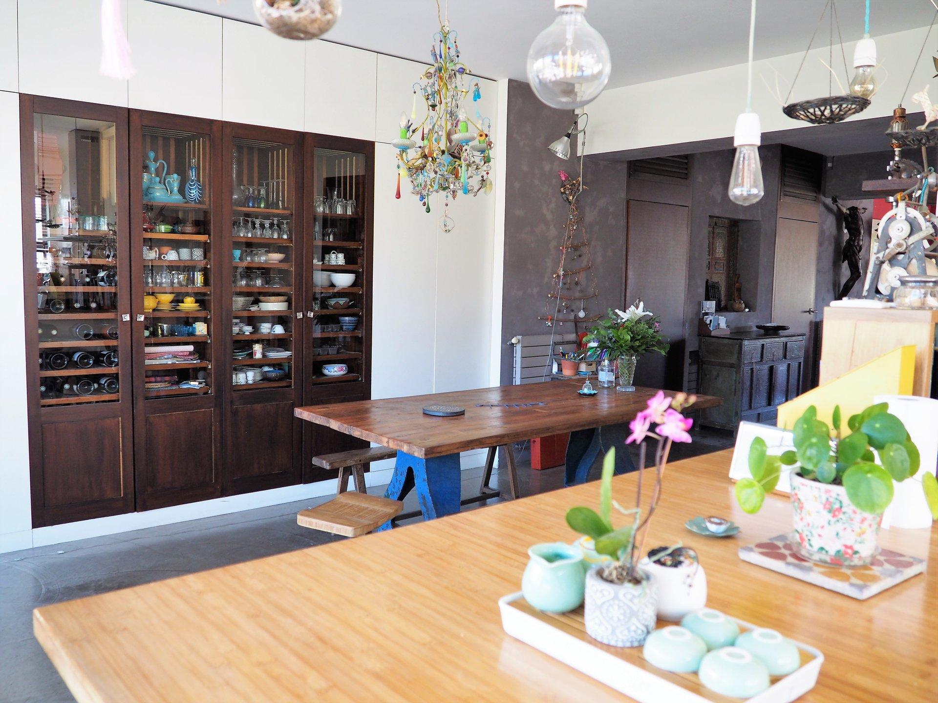 Marseille 6ème - Superbe appartement esprit loft avec 200m² terrasses