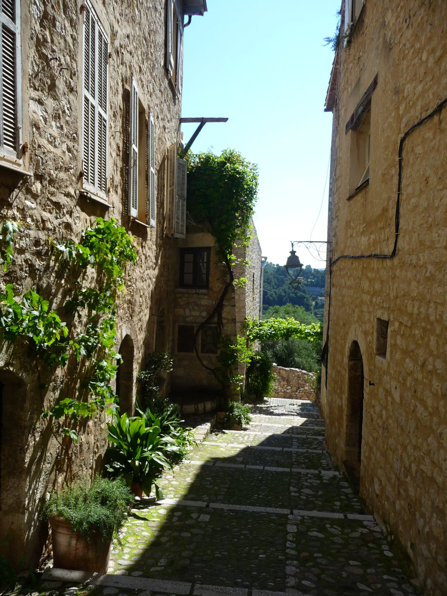 Saint-Paul de Vence, lovely maison de village