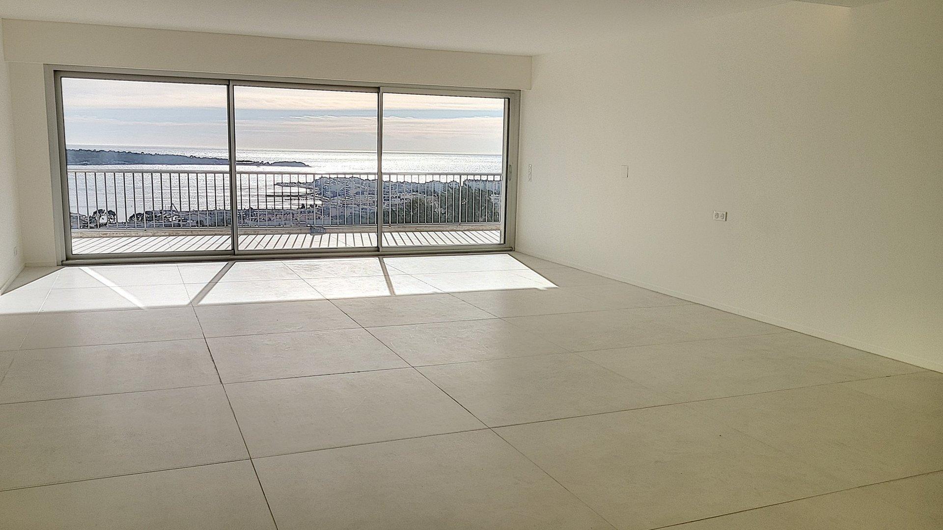 Cannes Californie Vue mer appartement 4 pièces 158m², dernier étage, Terrasse, sud, piscine, garage
