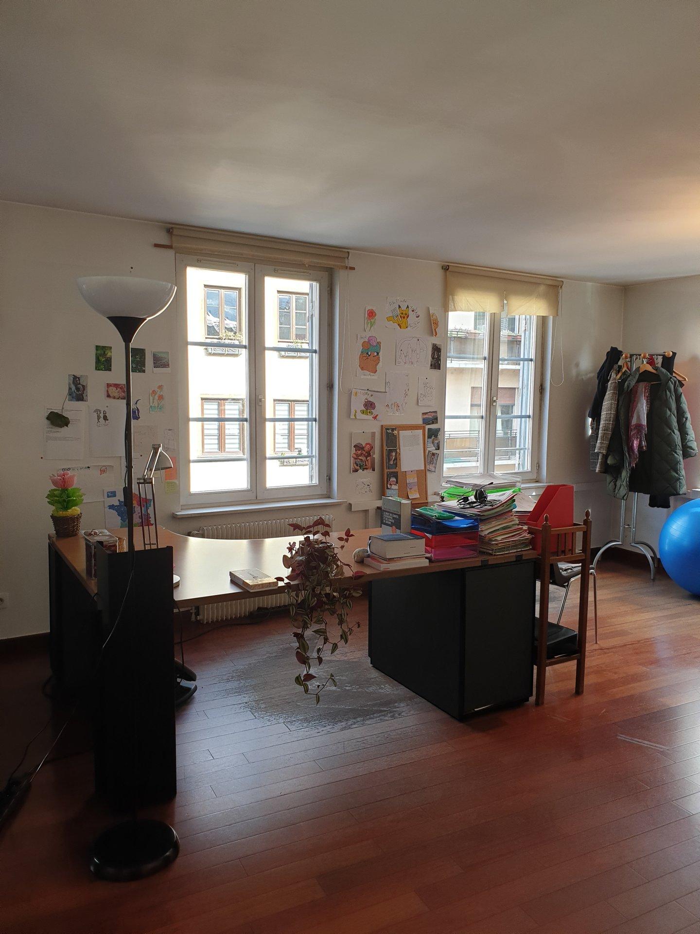 Strasbourg - Krutenau : Bureaux 144m2 !!