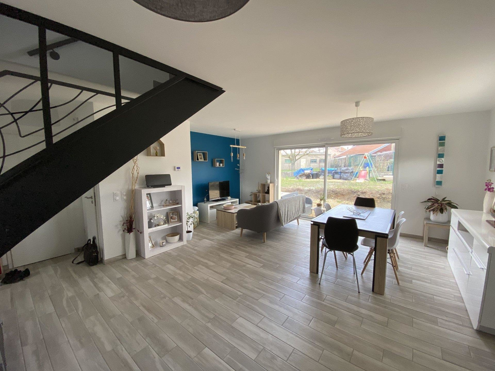 Maison neuve Dombasles