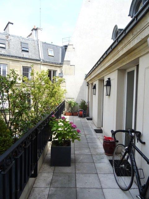 Duplex 4/5 pièces - Terrasse - Dernier étage - Saint Augustin