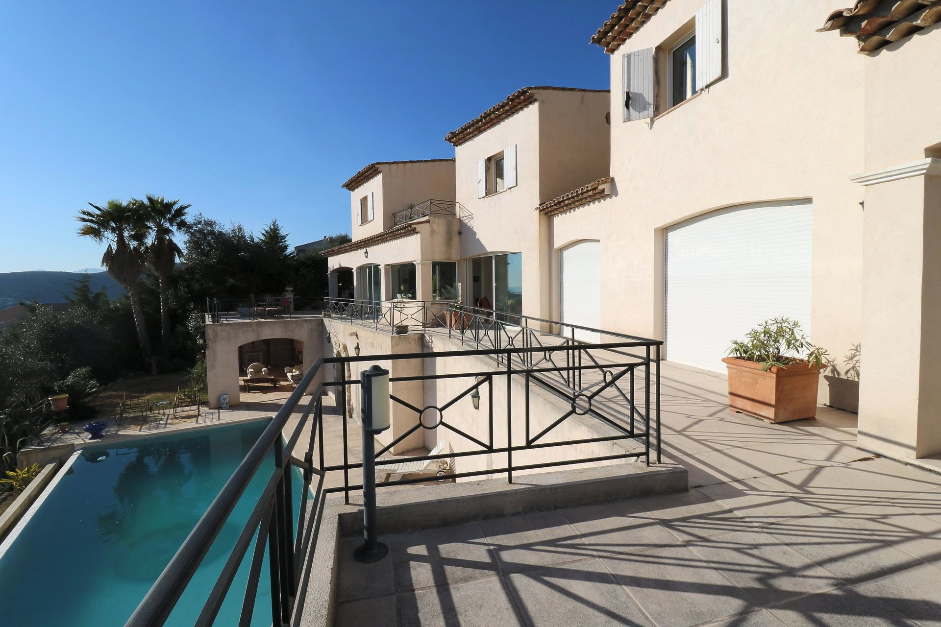 L'Abadie - Villa of 270 m2 with swimming pool - Panoramic View