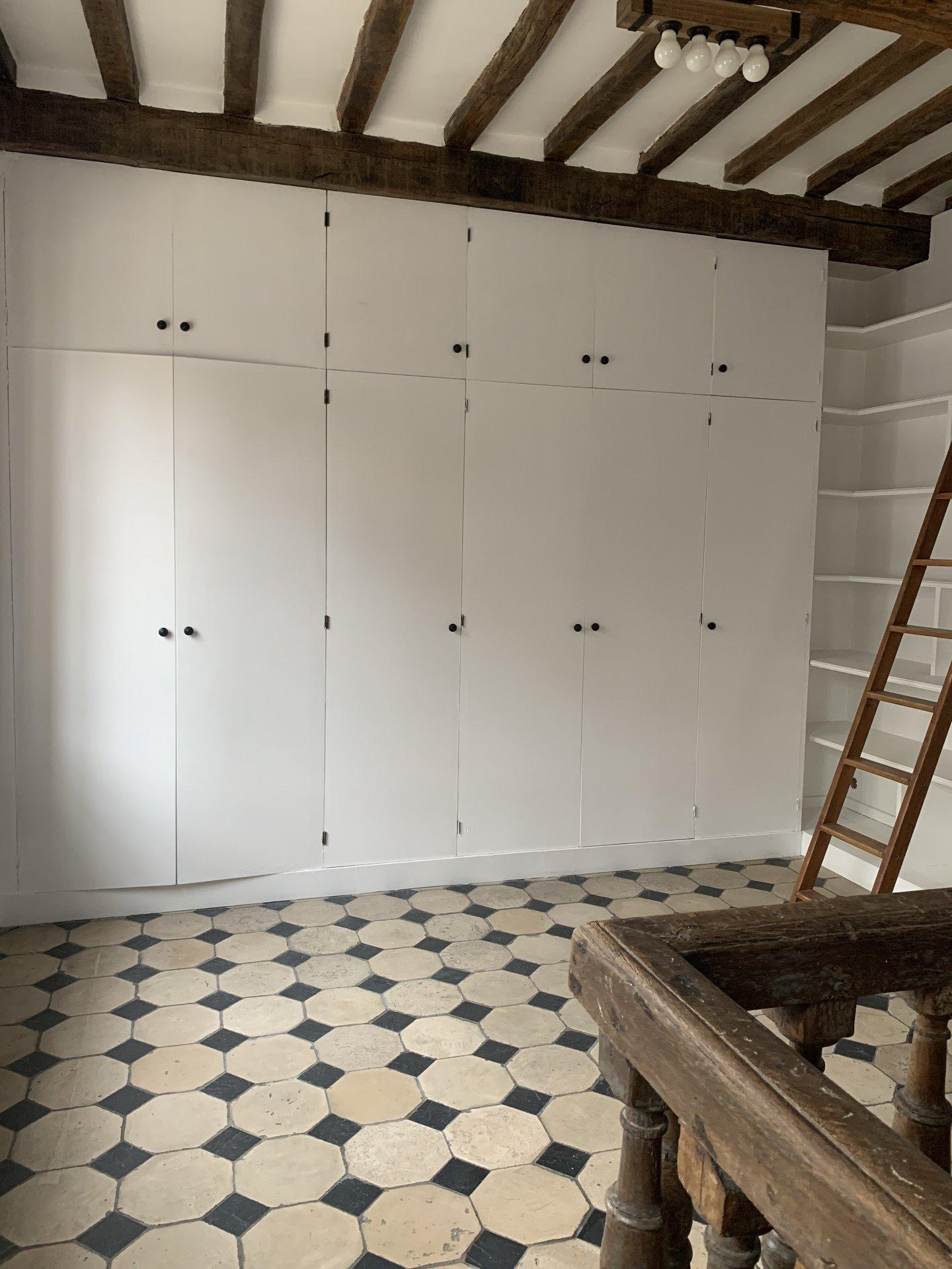 Appartement 2 pièces 60.51 m² 75004 Paris