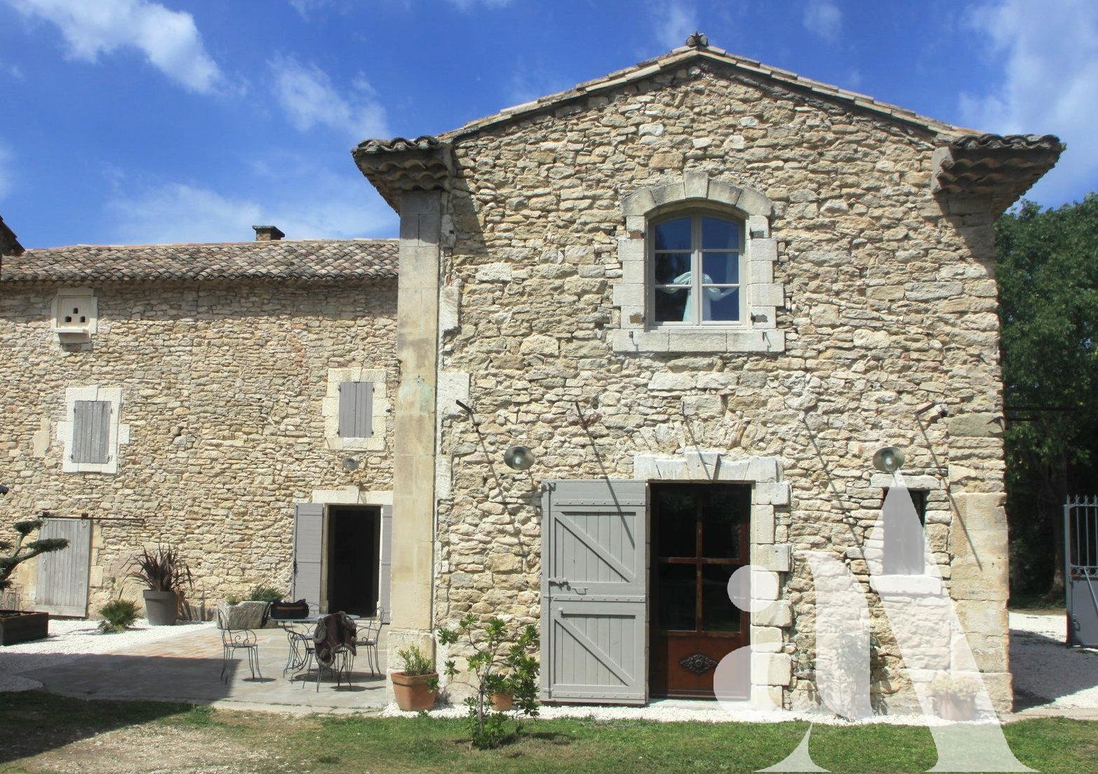 LA MAS DE LA BECASSE - Ménerbes - Luberon - 4 bedrooms - 8 people