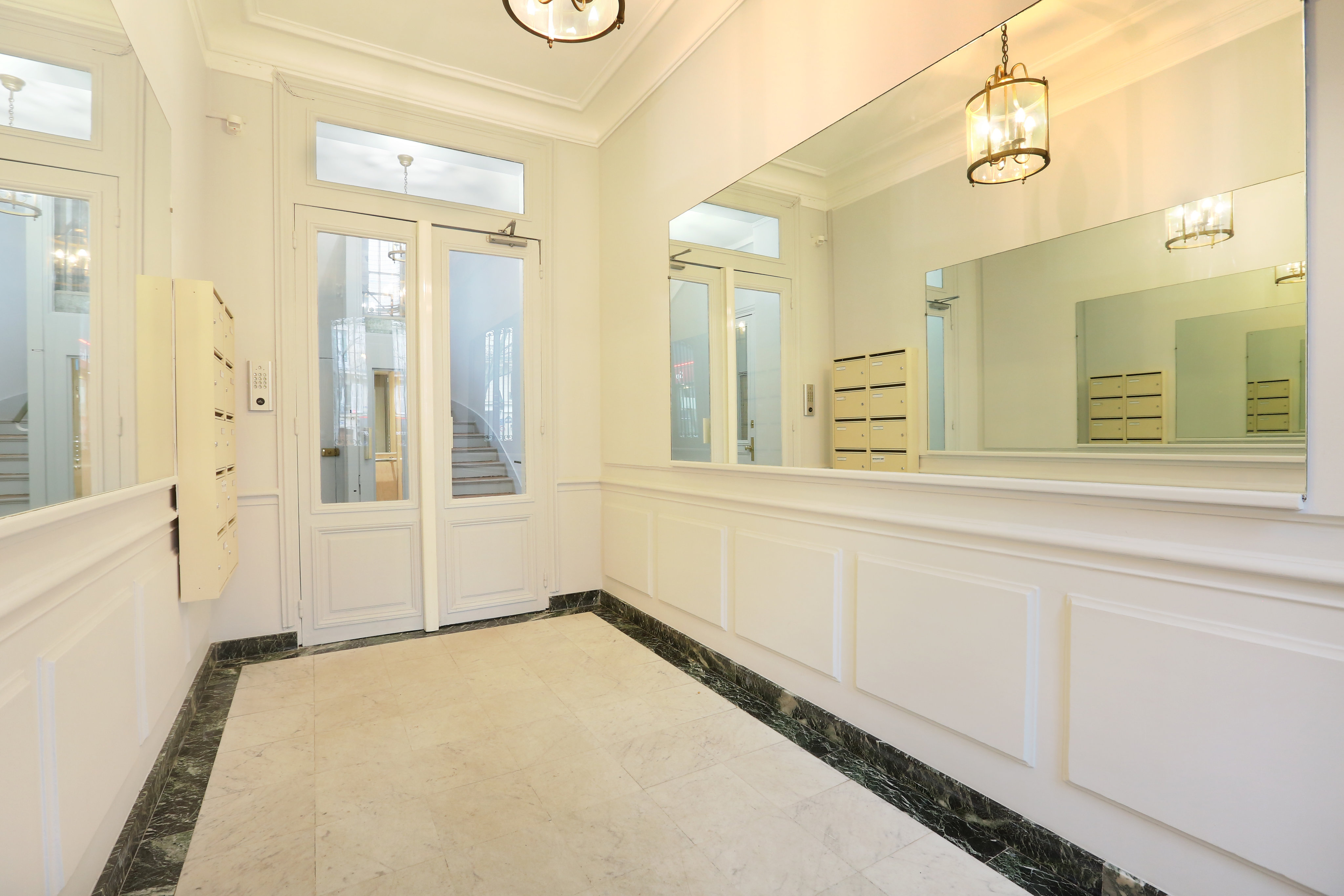 Additional photo for property listing at Paris 7th District – In the prestigious Gros Caillou area between the Eiffel Tower and les Invalides - Avenue Bosquet  Paris, Paris,75007 France