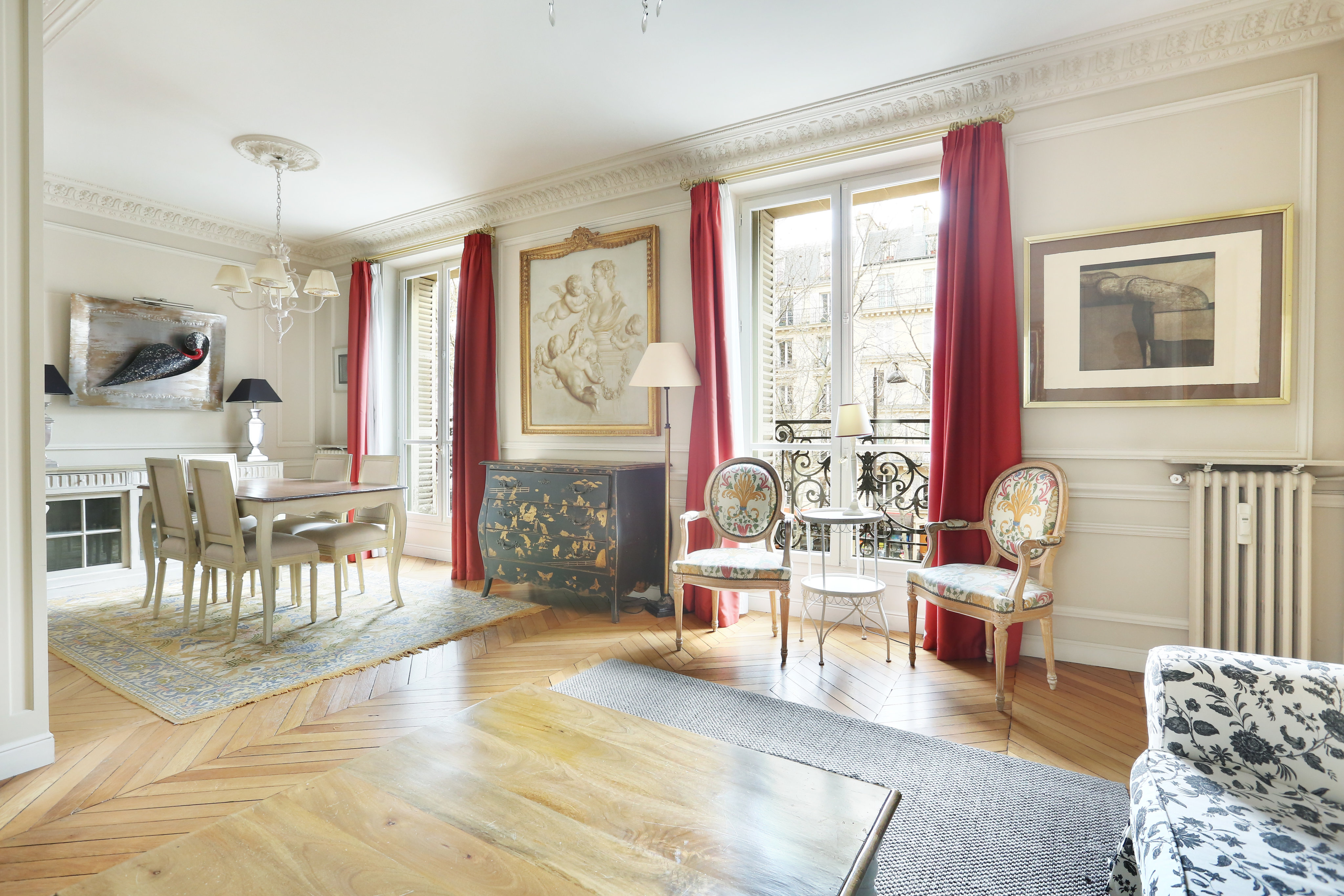 Residence/Apartment for Rent at Paris 7th District – In the prestigious Gros Caillou area between the Eiffel Tower and les Invalides - Avenue Bosquet Paris, Paris,75007 France