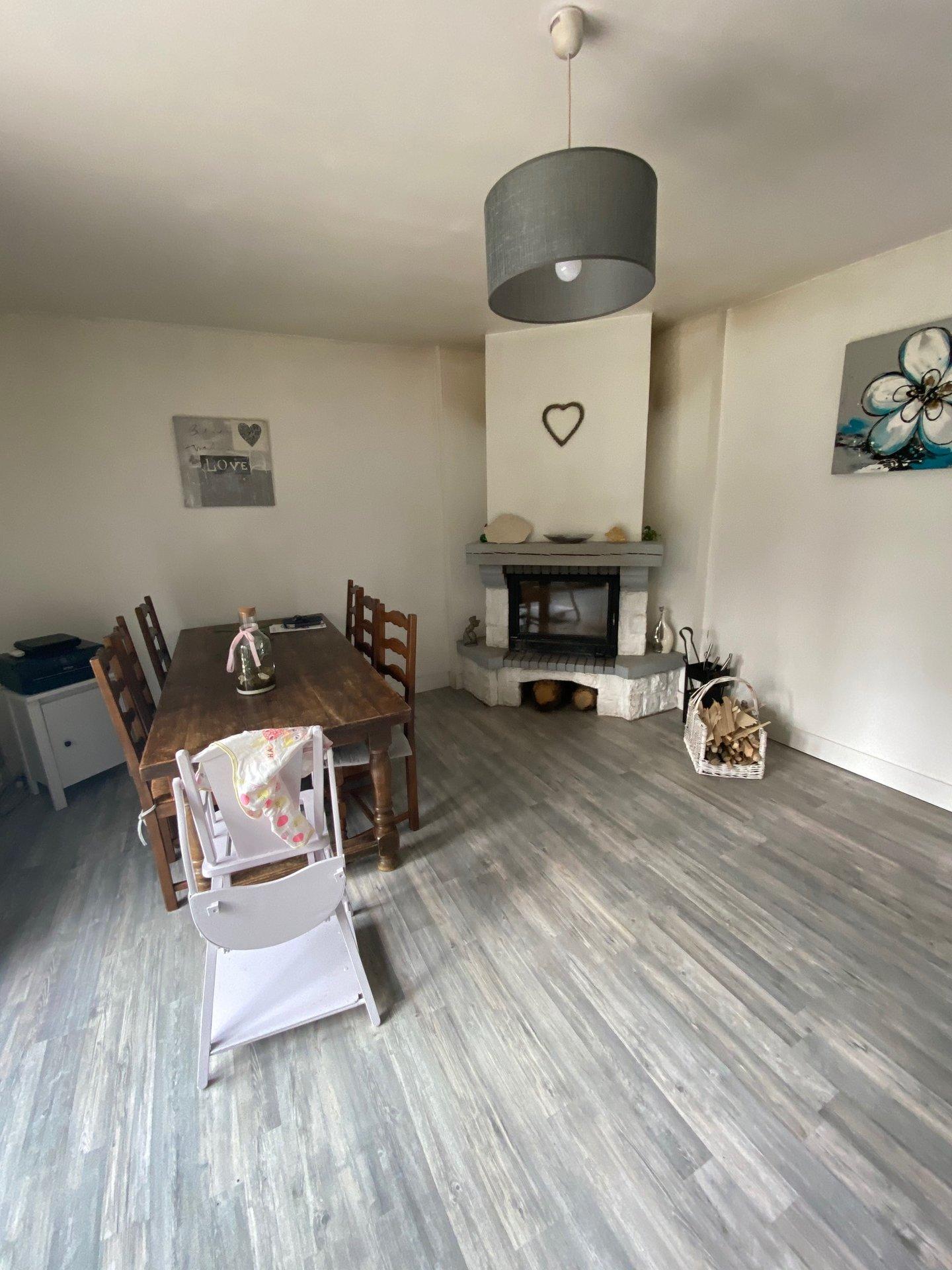 Plain pied 2 chambres sur 1494 m²