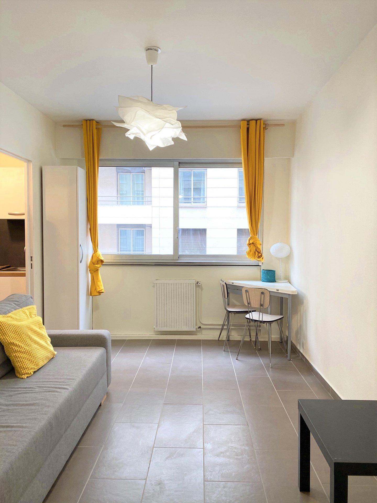 Location Appartement Surface de 19.26 m², 1 pièce, Lyon 3ème (69003)
