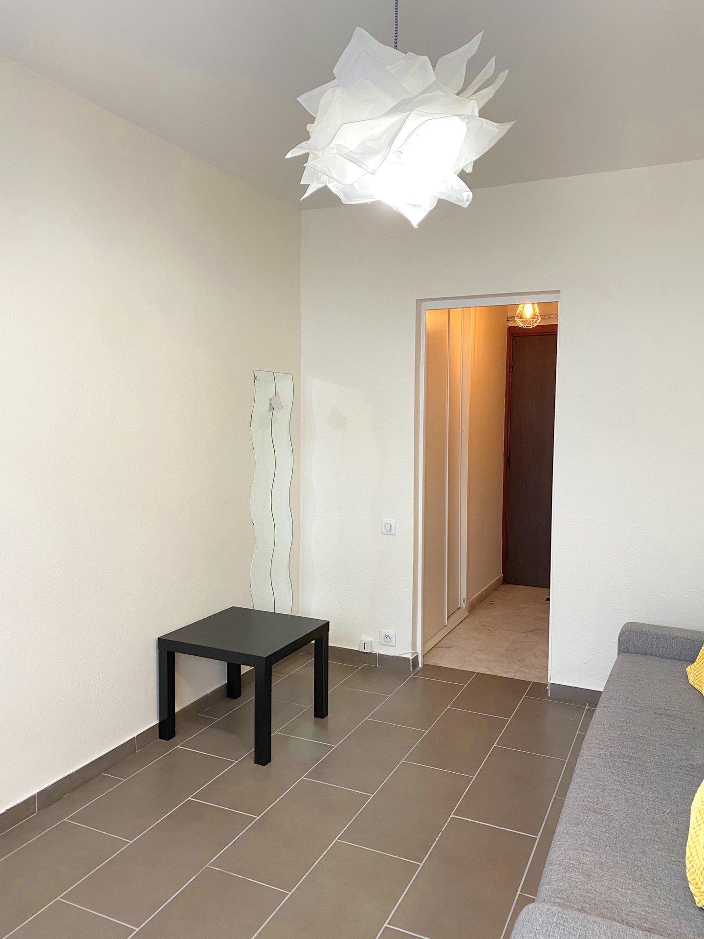 Location Appartement, Surface de 19.26 m², 1 pièce, Lyon 3ème (69003)