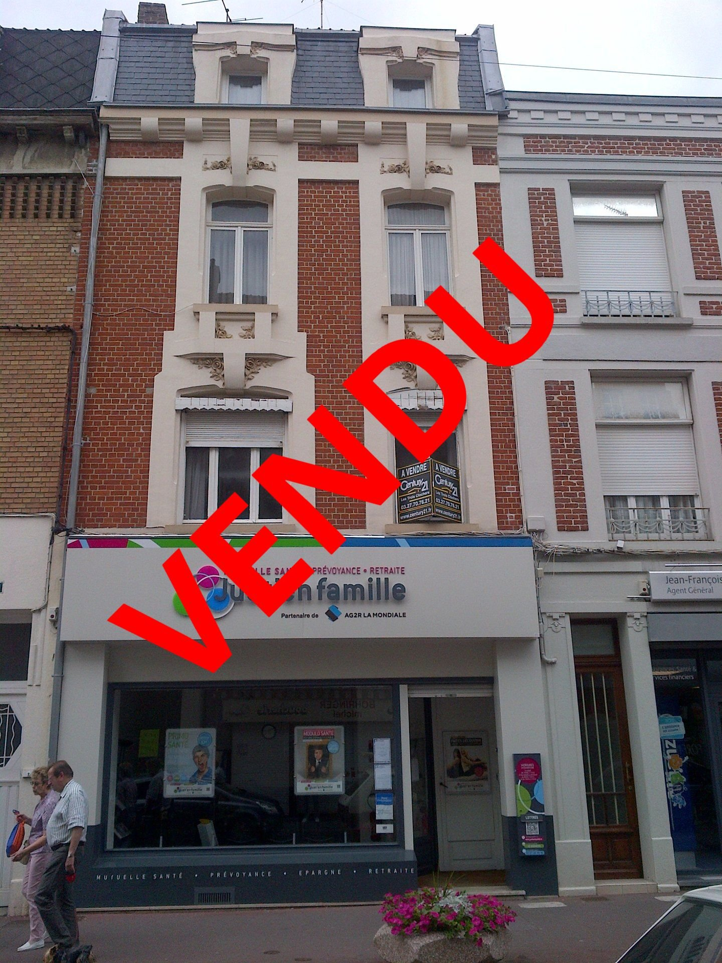 Sale Housing estate - Cambrai