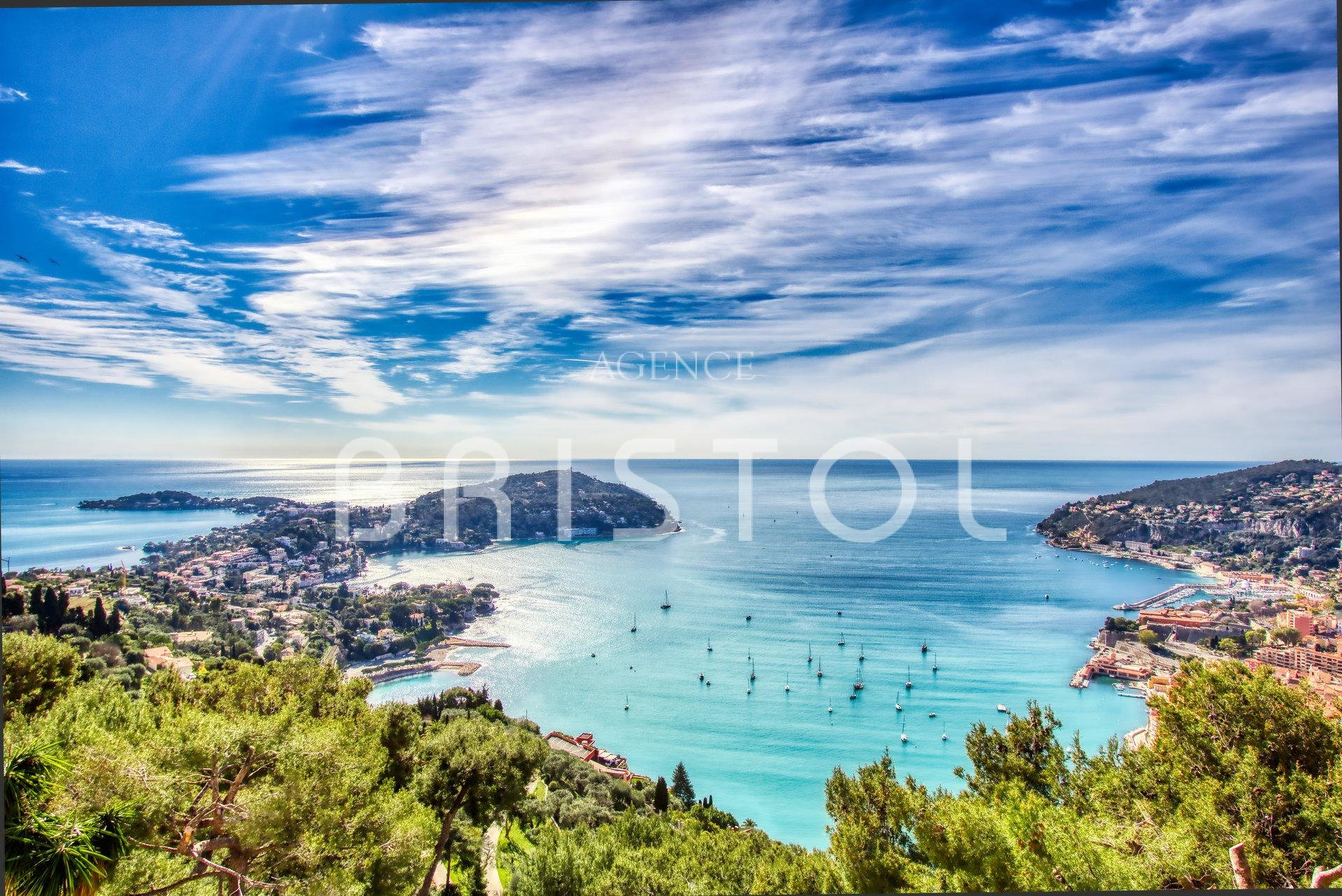 Apartment Villefranche sur mer panoramic sea view