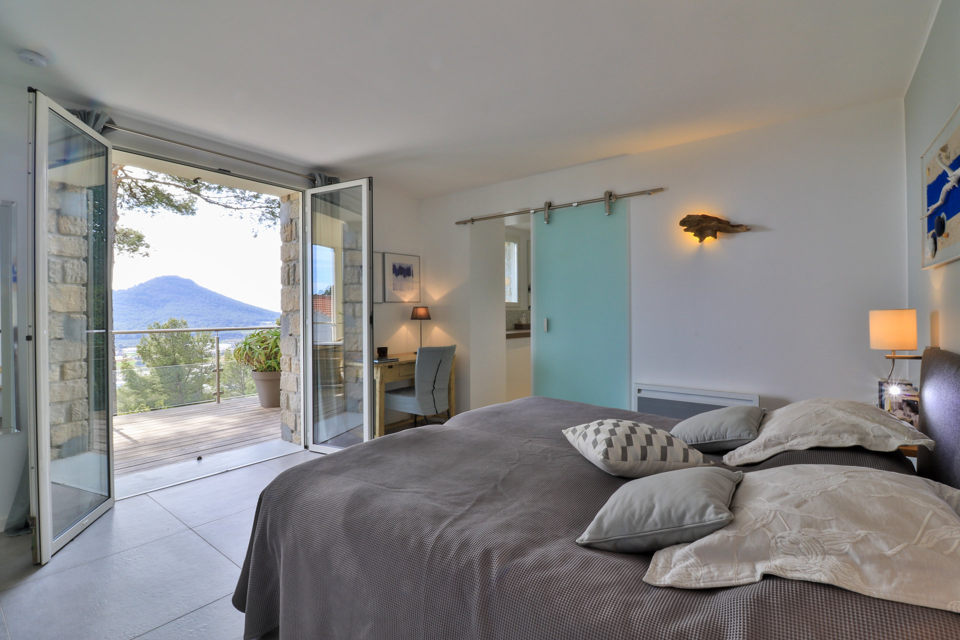 Very stylish renovation for this sea view villa