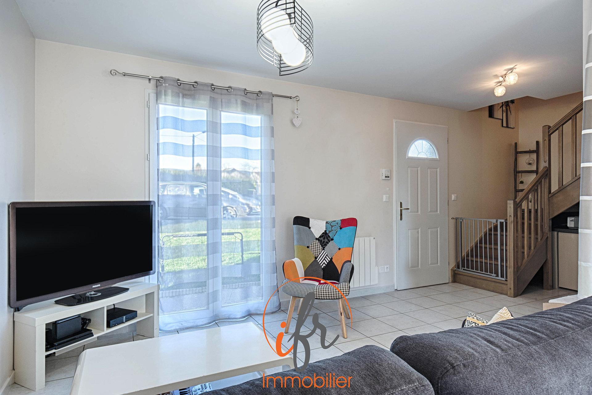 A La Tour-du-Pin, secteur résidentiel