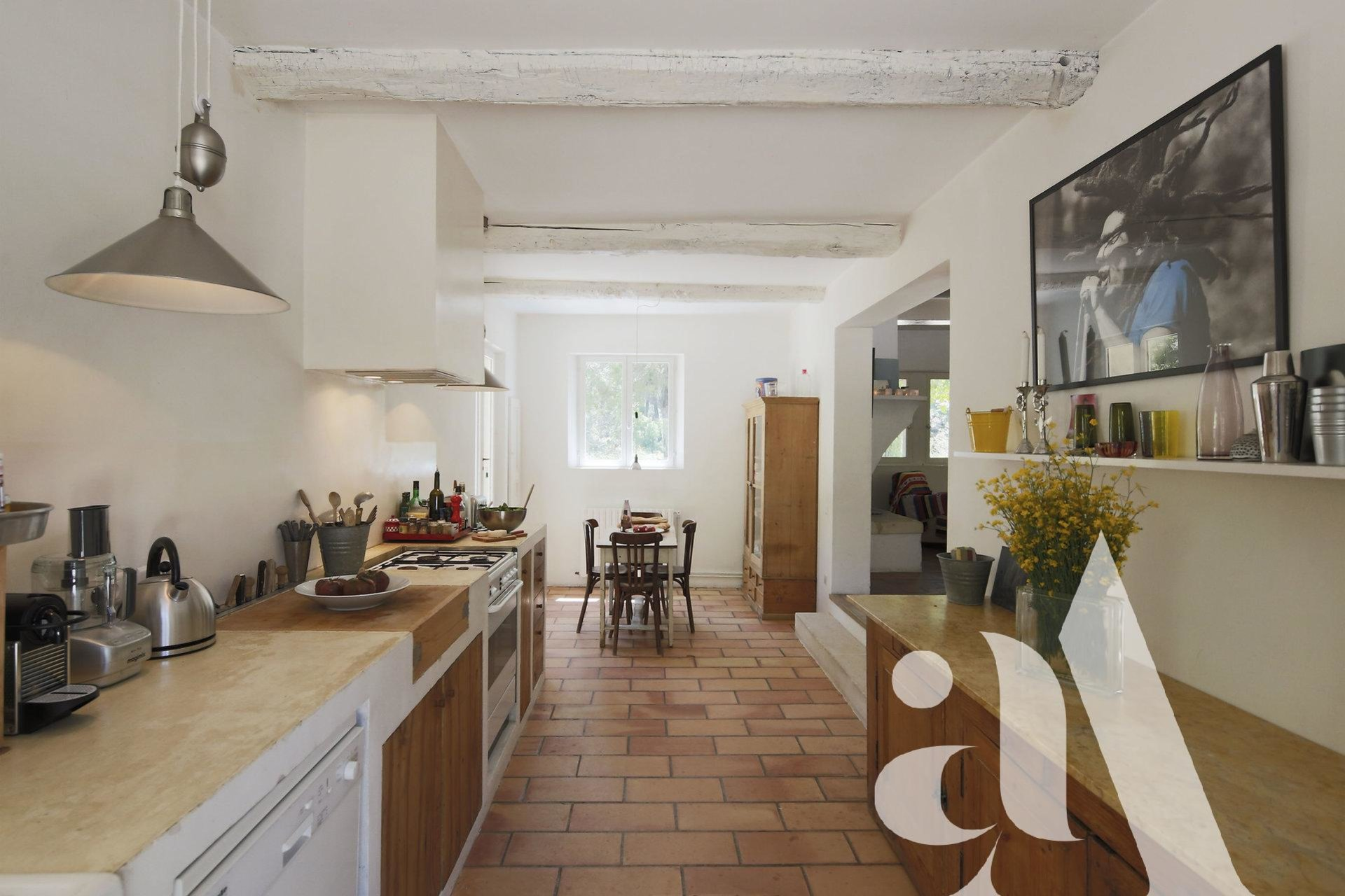 MAS HARMONIE - Alpilles rental Holiday - Provence - 5 BEDROOMS - 10 PEOPLE