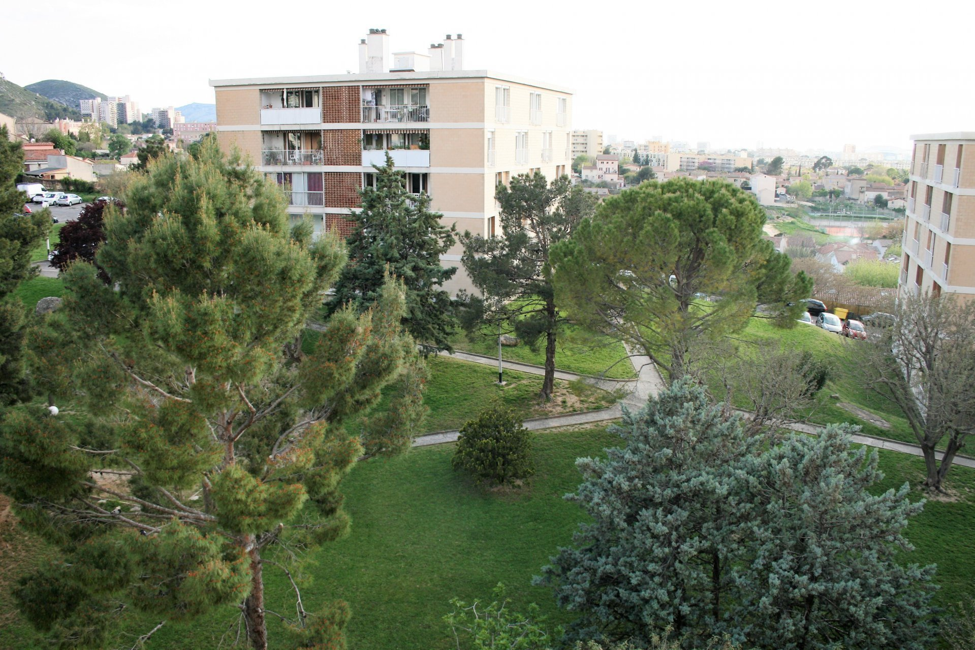 T4 de 79,50 m2 avec balcons, cave et parking