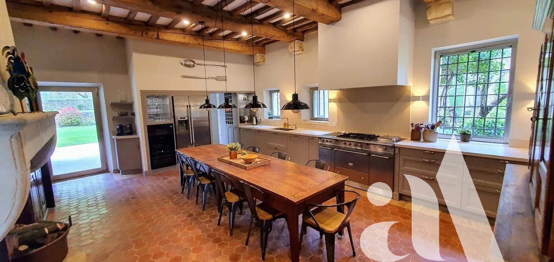 MAS DE L'ABONDANCE- Location vacances Luberon- 11 chambres - 24 personnes