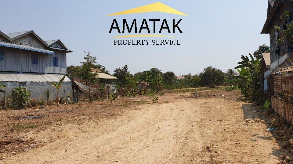 Sale Plot of land Ta Khmau