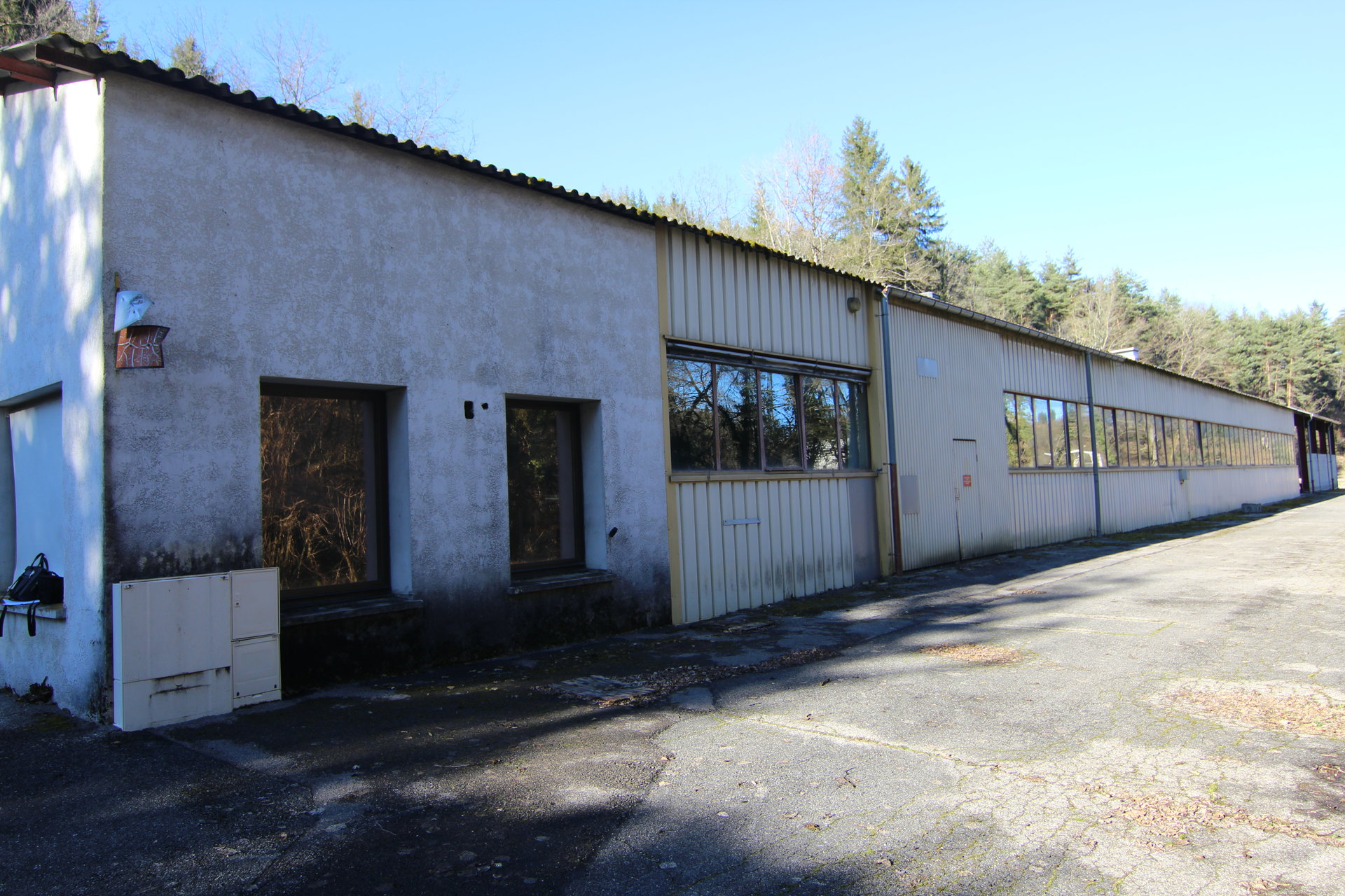 Sale Warehouse - La Balme-de-Sillingy