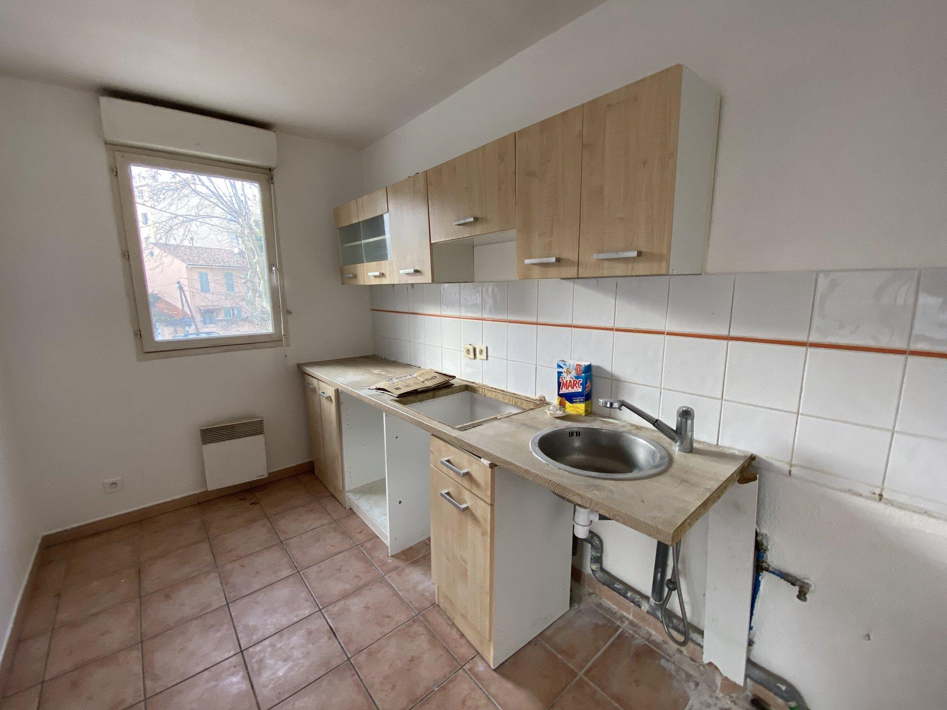 Appartement T3 plein centre