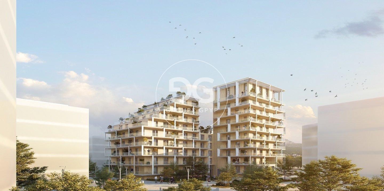 GRENOBLE Ginkgo résidence 38000