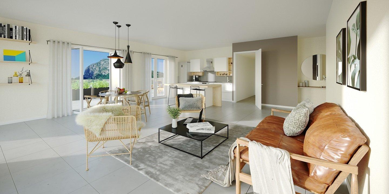 Development Apartment - Grenoble
