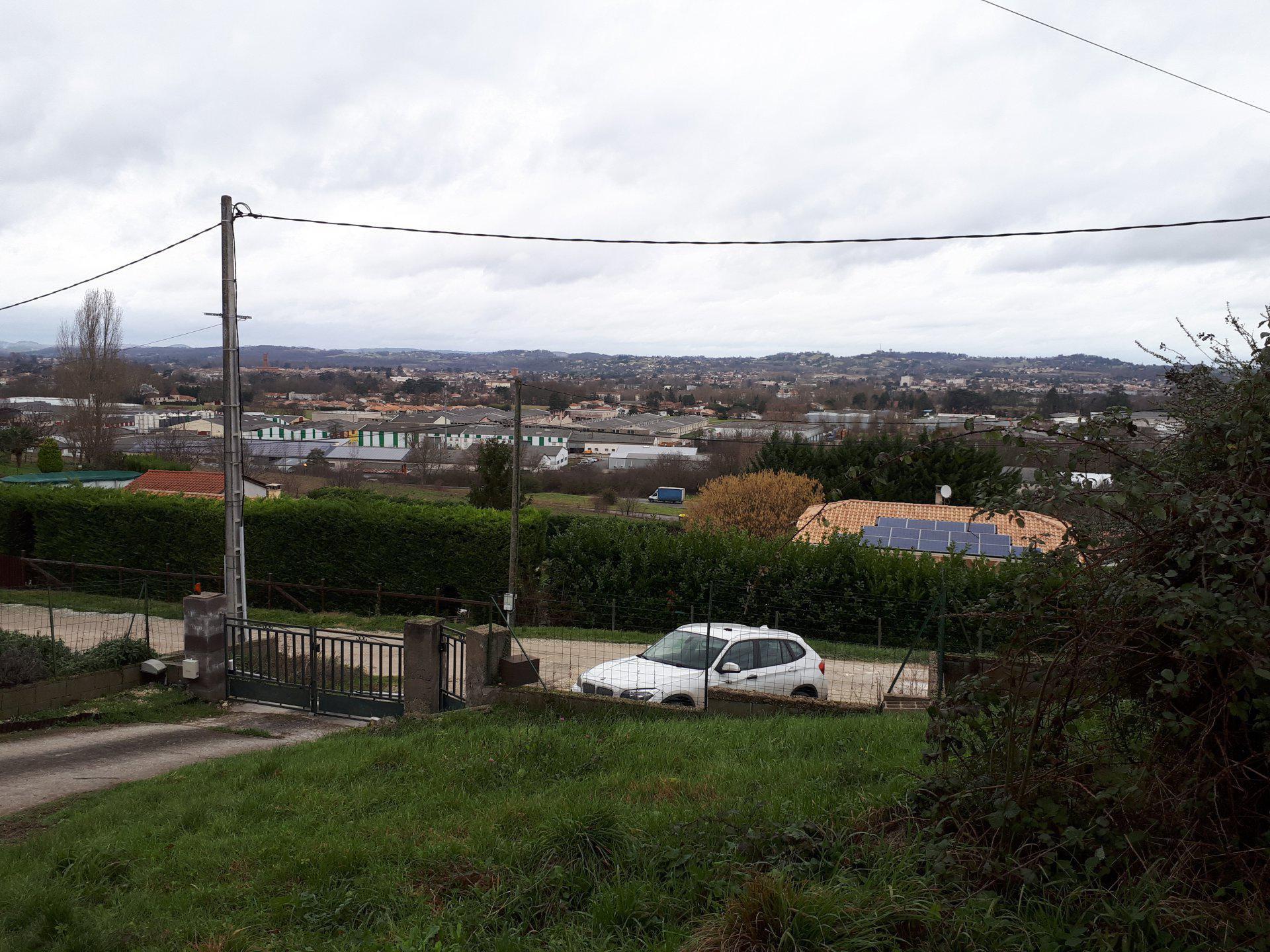 Maison proche de la ville
