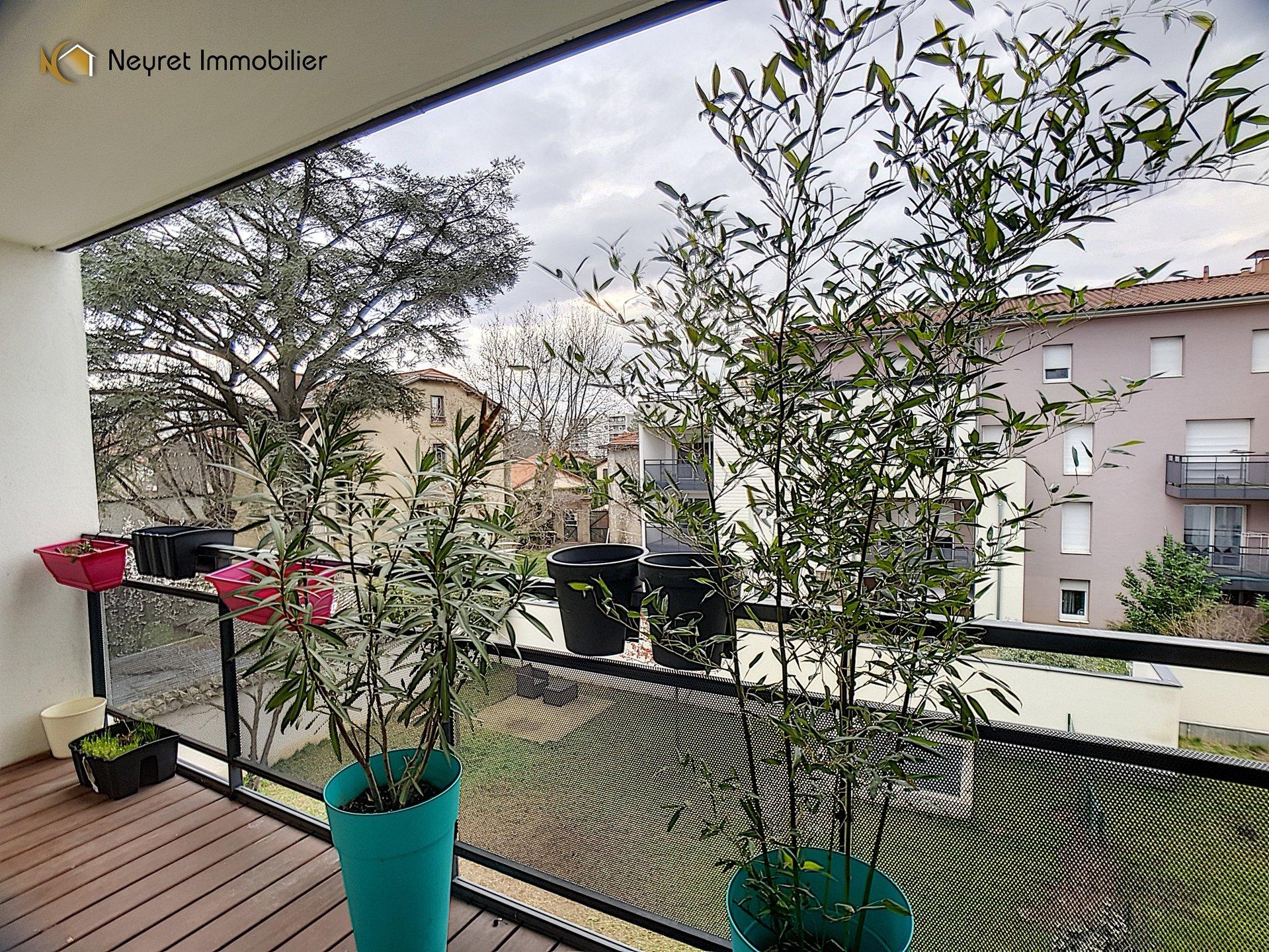 T3  de 62,07 m2 avec terrasse et garage
