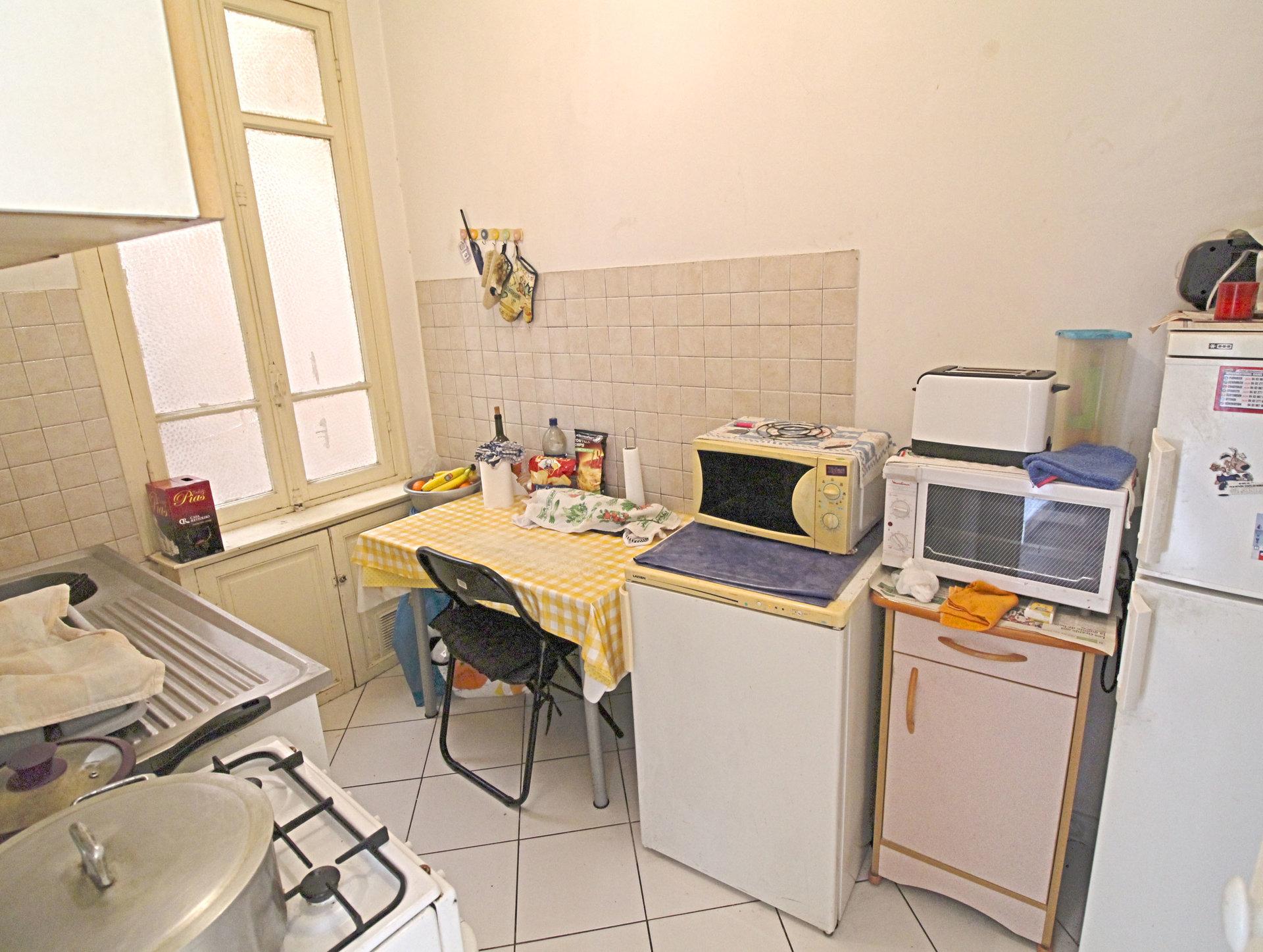 LIBERATION - 2P - SUD - vendu LOUÉ - 113.000 €