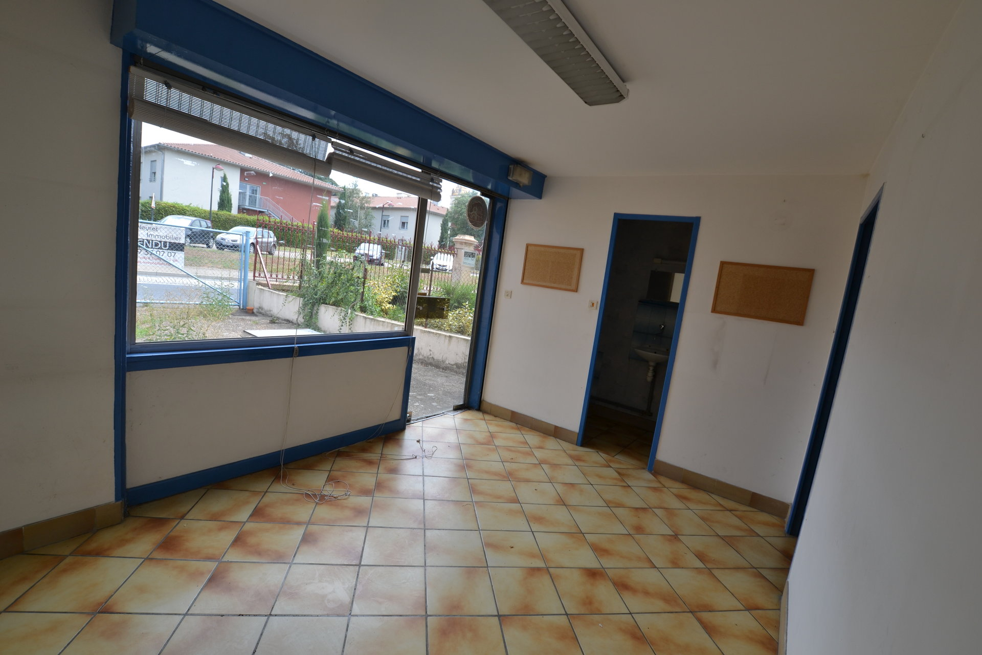 Vente Local commercial - Jassans-Riottier