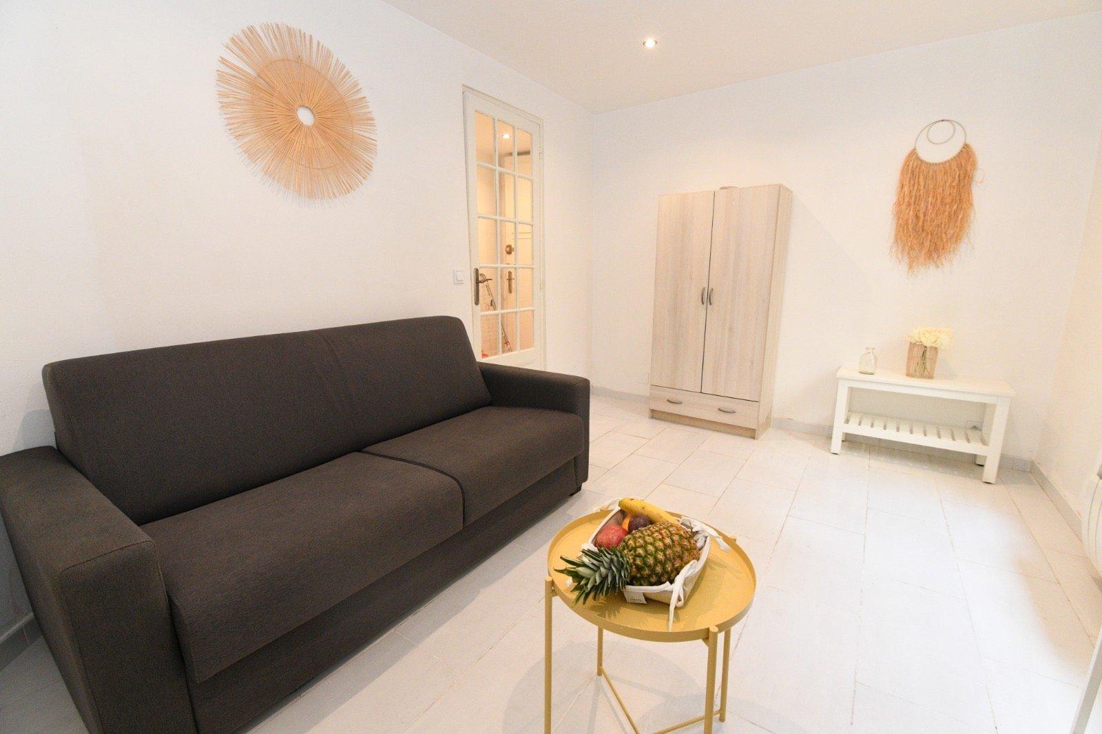 Studio meublé - Clemenceau