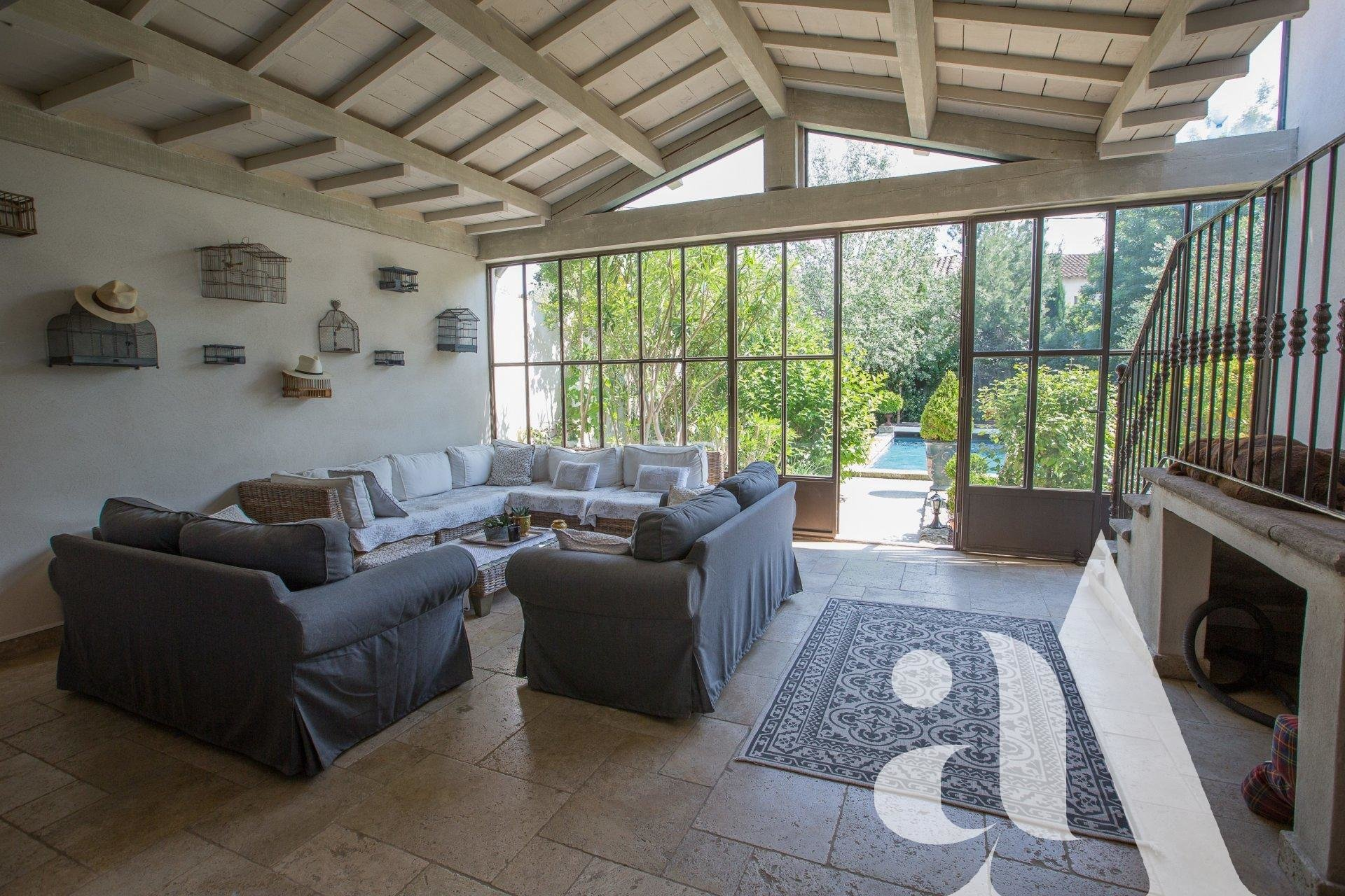 VILLA PIVOINE - Saint Rémy de Provence - Alpilles - 4 bedrooms - 8 peoples