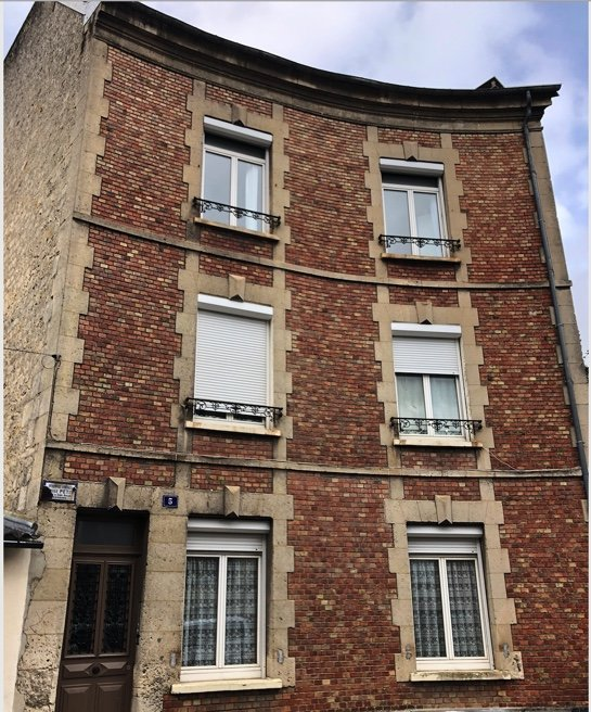 Appartement F3 de 58m2 Soissons - EXCLUSIVITE