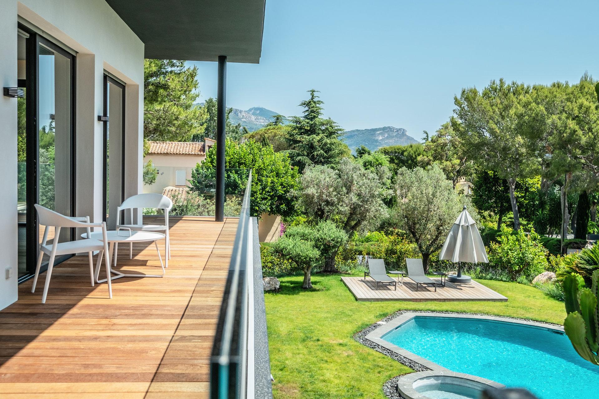 Superb villa with pool - Saint-Jean-Cap-Ferrat