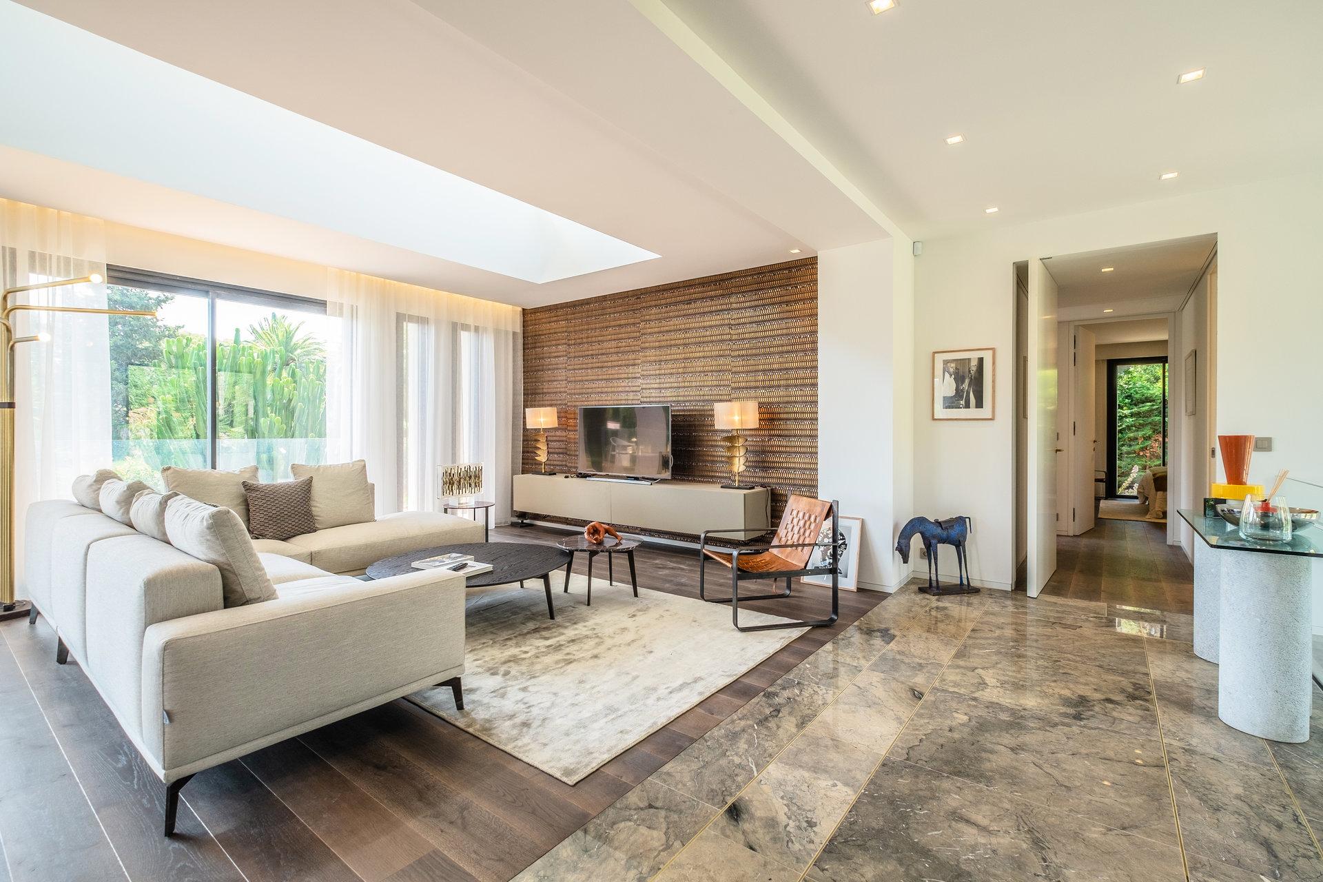 Superb villa med pool - Saint-Jean-Cap-Ferrat
