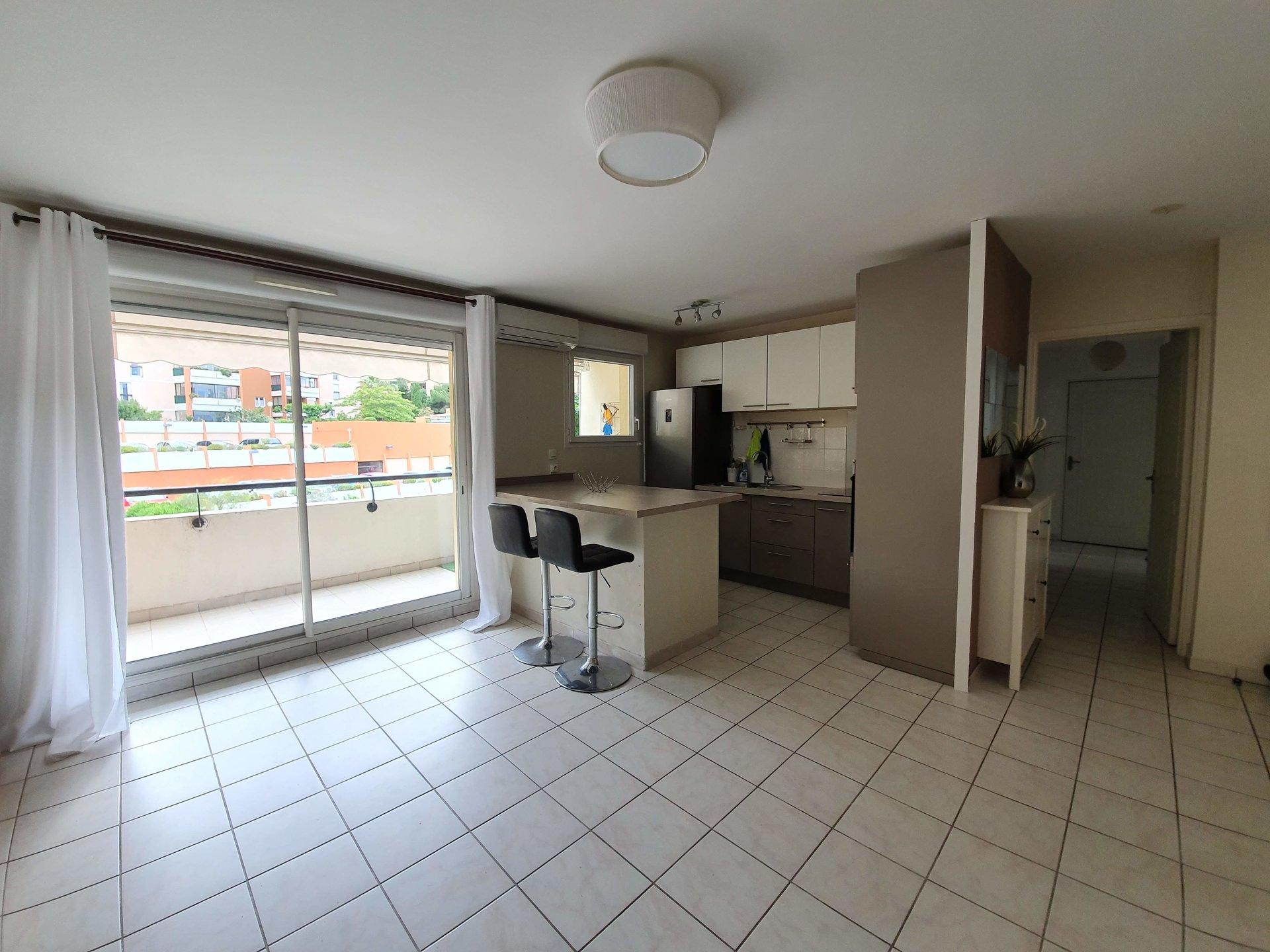Appartement T3 de 61 m²