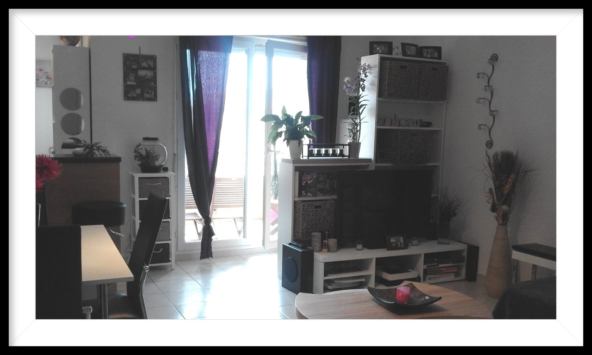 Appartement T2 : 42.44 m²