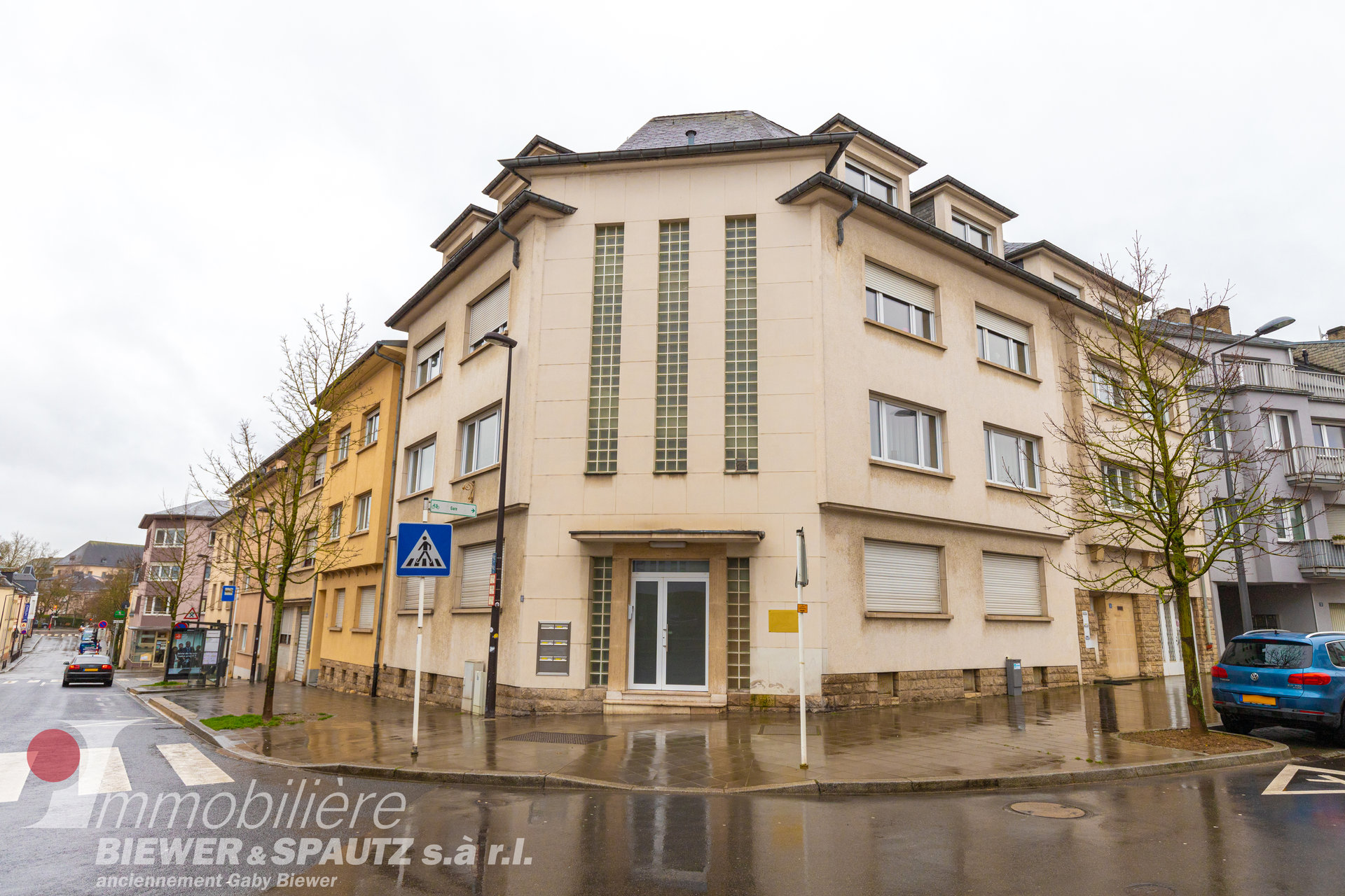 FOR RENT - semi-furnished studio Luxembourg-Bonnevoie