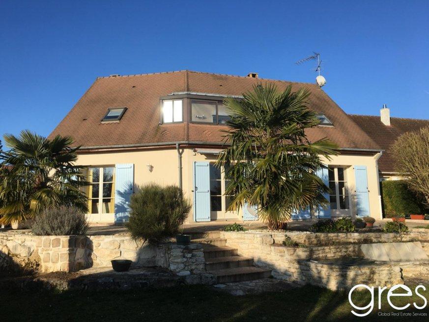 Courteuil - maison 4 chambres - 399000€