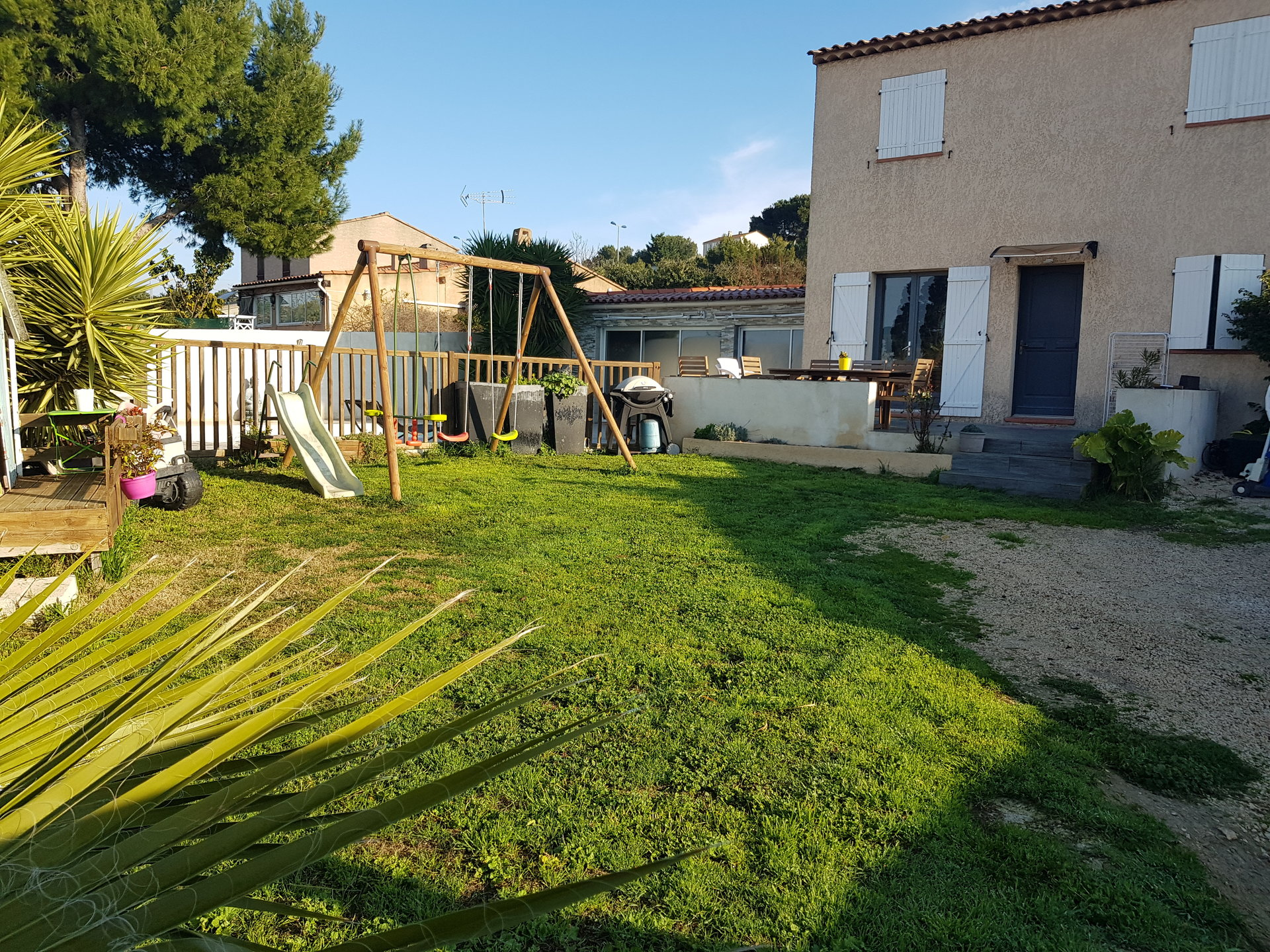 VENTE PORT DE BOUC VILLA R+1 Type 4 GARAGE