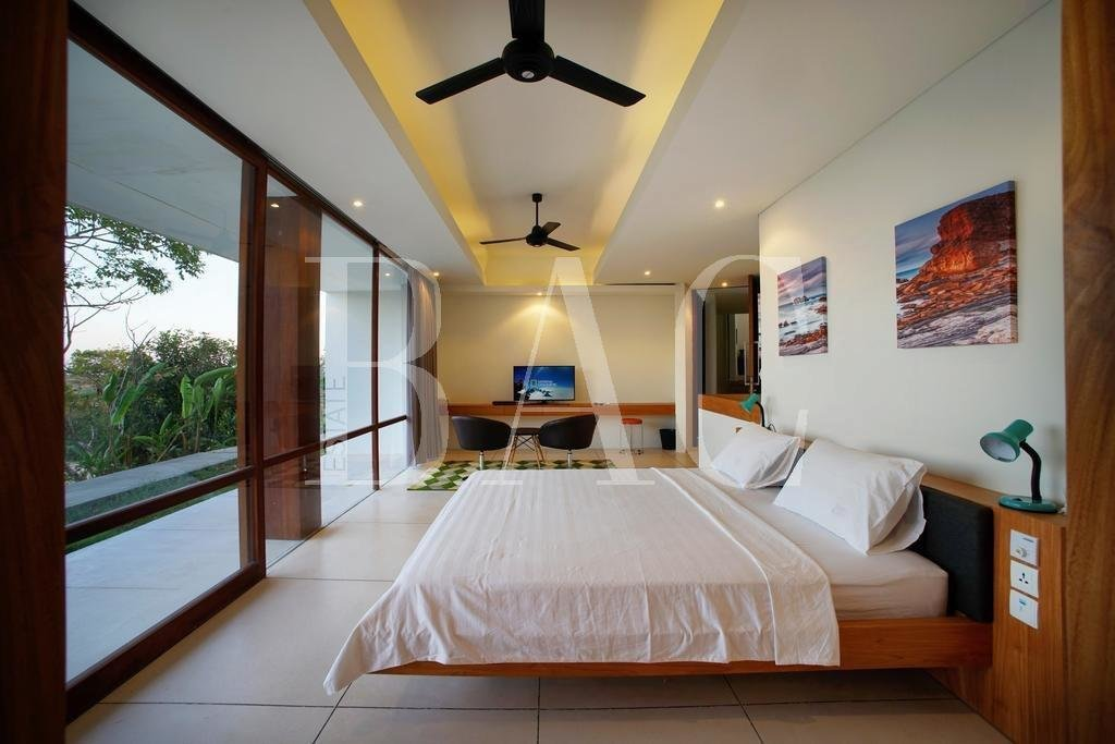 在印度尼西亚龙目岛的精湛别墅