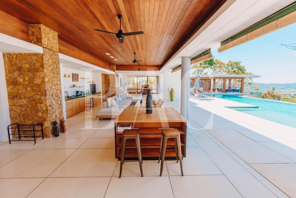 Superbe villa sur l'ile de Lombok en Indonésie