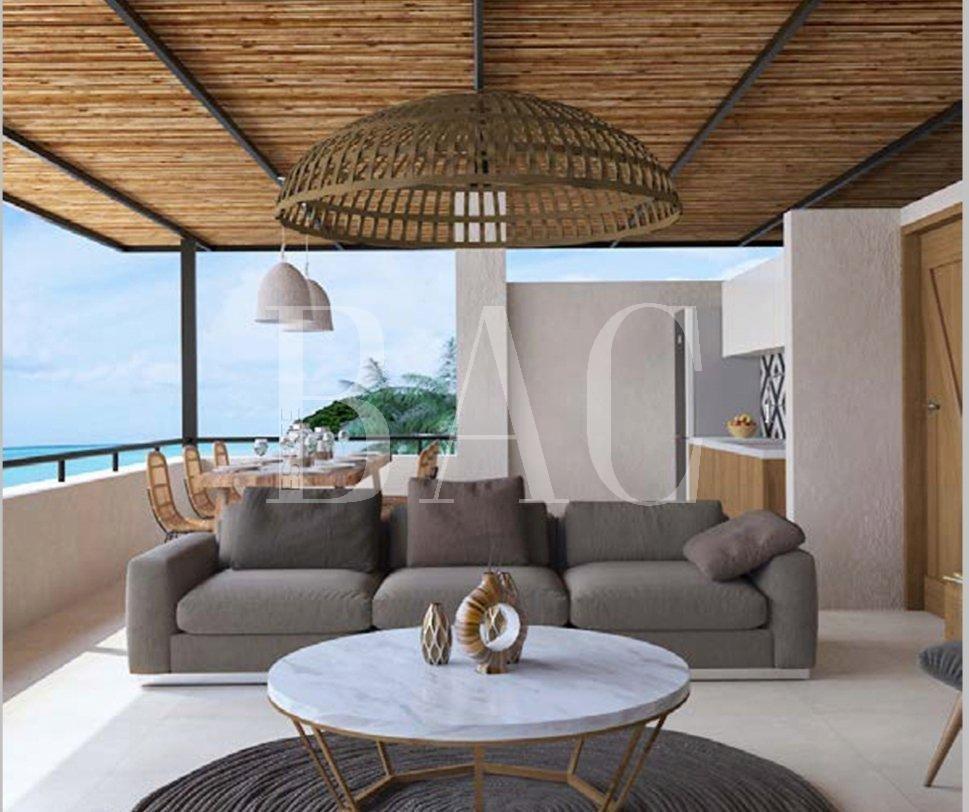 Magnifique complex de villa sur l'ile de Lombok en Indonésie