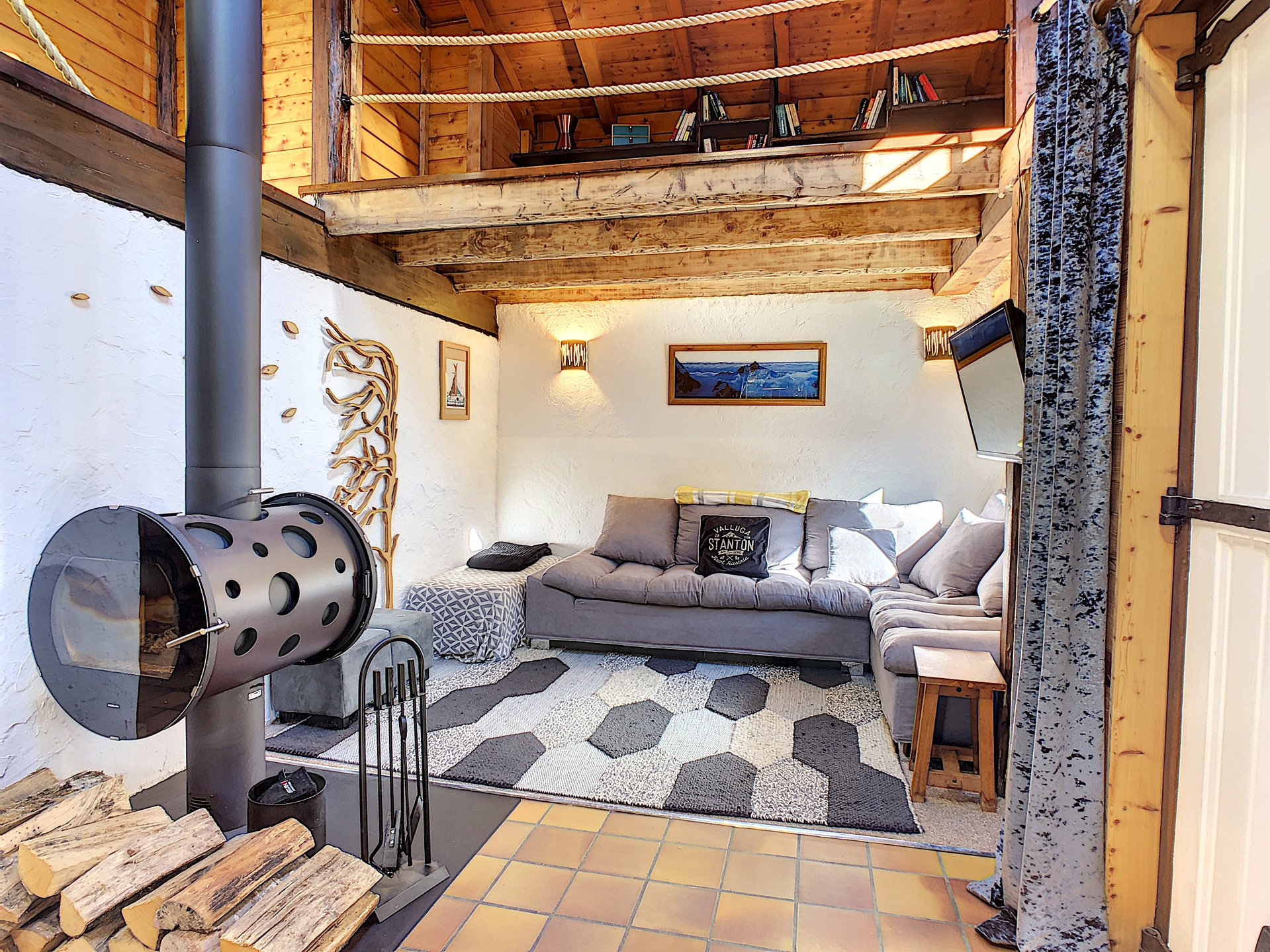 Chalet con 4 camere in Les Houches