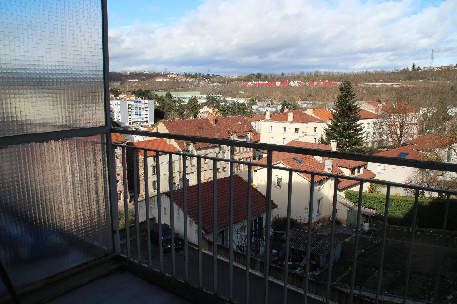 Appartement avec balcon de 69m²
