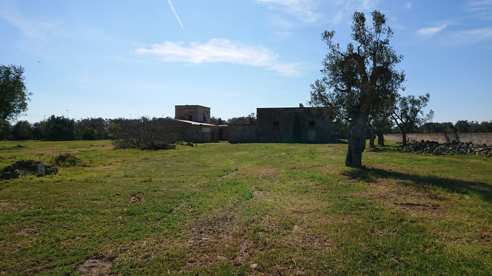 Antica masseria in Salento